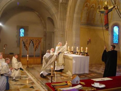 Dom Gérard Calvet of blessedmemory