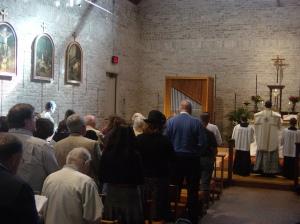 TLM St Elizabeth Ann Seton, Carmel, IN