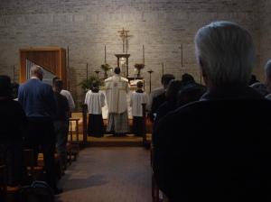 St Elizabeth Ann Seton, Carmel, IN - Inaugural Traditional Latin Mass