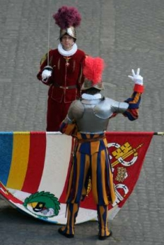 swiss-guard - The World's Smallest Army - Lifestyle, Culture and Arts