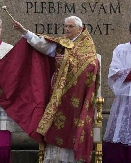 HH Benedict XVI