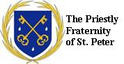 The Priestly Fraternity of St Peter