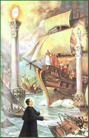 Safe Harbor Dream of St John Bosco