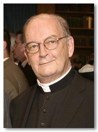 Father Richard John Neuhaus (1936 - 2009) Requiem aeternam dona ei, Domine, et lux perpetua luceat ei.  Requiescat in pace.  Amen.