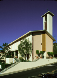 Now - St. Victor's Roman Catholic Church