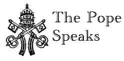 popespeaks2501