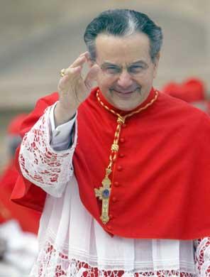Archbishop of Bologna, Italy, H.E. Cardinal Carlo Caffarra